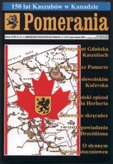 Pomerania : miesięcznik regionalny, 2008, nr 7-8
