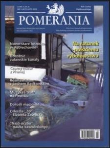 Pomerania : miesięcznik społeczno-kulturalny, 2009, nr 2