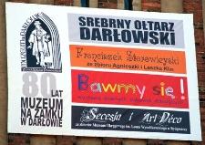Uroczystość z okazji 80-lecia Muzeum na Zamku w Darłowie