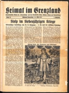 Heimat im Grenzland Nr. 10/1937