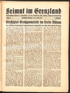 Heimat im Grenzland Nr. 15/1937