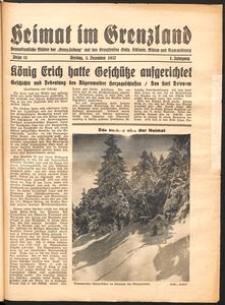Heimat im Grenzland Nr. 31/1937