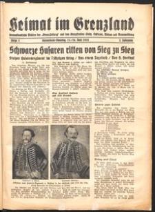 Heimat im Grenzland Nr. 5/1938