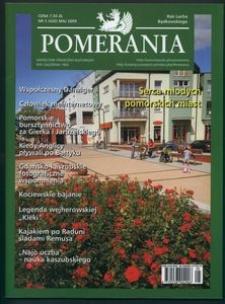 Pomerania : miesięcznik społeczno-kulturalny, 2009, nr 5