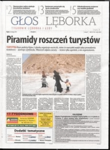 Głos Lęborka : tygodnik Lęborka i Łeby, 2013, luty, nr 45