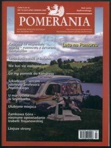 Pomerania : miesięcznik społeczno-kulturalny, 2009, nr 7-8