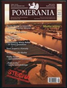 Pomerania : miesięcznik społeczno-kulturalny, 2009, nr 9