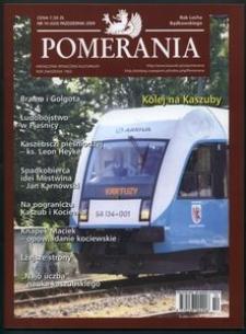 Pomerania : miesięcznik społeczno-kulturalny, 2009, nr 10