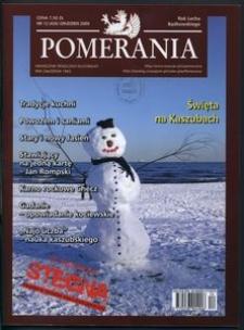 Pomerania : miesięcznik społeczno-kulturalny, 2009, nr 12