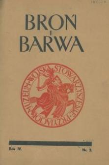 Broń i Barwa, 1937, nr 2