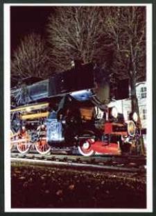 Szalona lokomotywa