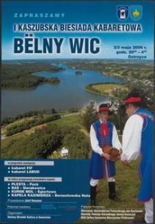 [Plakat] : Bëlny Wig I Kaszubska Biesiada Kabaretowa