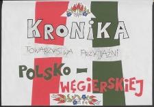 Kroniki Towarzystwa Przyjaźni Polsko-Węgierskiej w Słupsku [3]