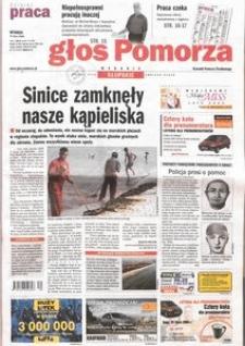 Głos Pomorza, 2006, lipiec, nr 172