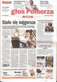 Głos Pomorza, 2006, sierpień, nr 187