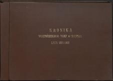 Kronika Wojewódzkiego TKKF w Słupsku. Lata 1984-1986