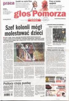 Głos Pomorza, 2006, sierpień, nr 201
