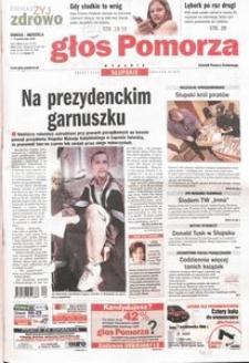 Głos Pomorza, 2006, październik, nr 235