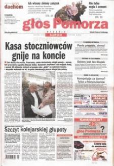 Głos Pomorza, 2006, październik, nr 239