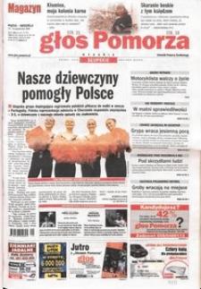 Głos Pomorza, 2006, październik, nr 240