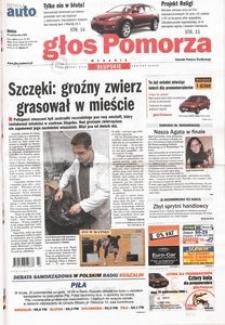 Głos Pomorza, 2006, październik, nr 250