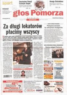 Głos Pomorza, 2006, październik, nr 254