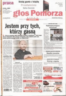 Głos Pomorza, 2006, październik, nr 255