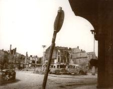 Lębork - Rynek 1945 r. [1]
