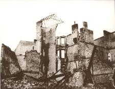 Lębork - Rynek 1945 r. [2]
