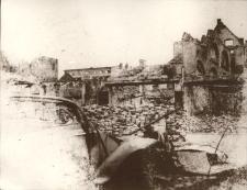 Lębork - Rynek 1945 r. [4]