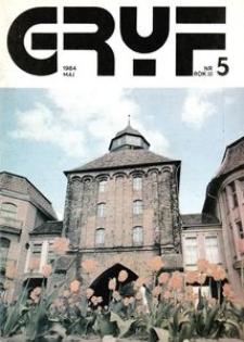 Gryf 1984, maj