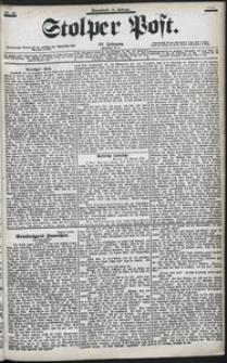 Stolper Post Nr. 38/1903