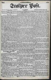 Stolper Post Nr. 39/1903