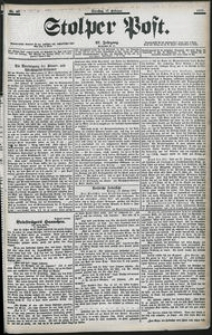 Stolper Post Nr. 40/1903
