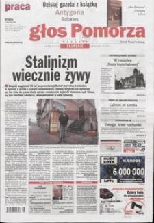 Głos Pomorza, 2006, listopad, nr 260