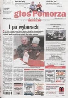 Głos Pomorza, 2006, listopad, nr 267