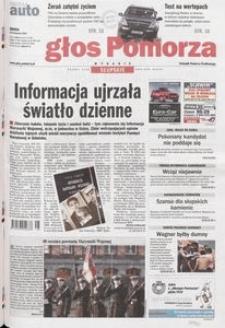 Głos Pomorza, 2006, listopad, nr 278