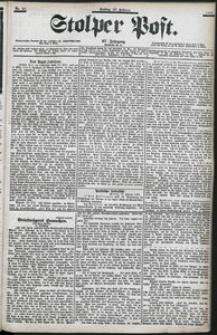 Stolper Post Nr. 43/1903
