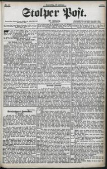 Stolper Post Nr. 48/1903