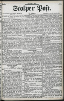 Stolper Post Nr. 53/1903