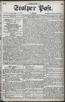 Stolper Post Nr. 69/1903
