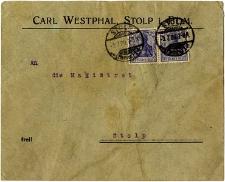 Carl Westphal : An die Magistrat