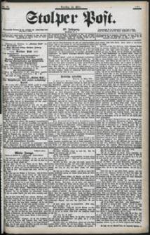 Stolper Post Nr. 70/1903