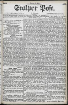 Stolper Post Nr. 75/1903