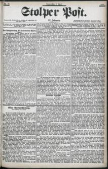 Stolper Post Nr. 78/1903