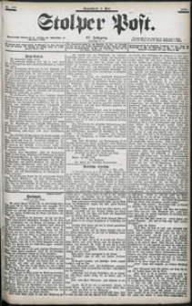 Stolper Post Nr. 108/1903