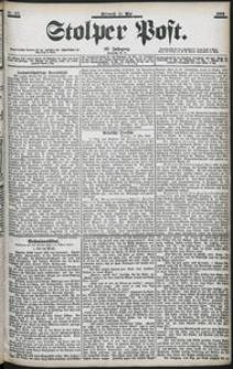Stolper Post Nr. 117/1903
