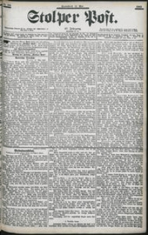 Stolper Post Nr. 119/1903