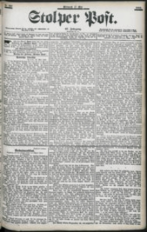 Stolper Post Nr. 122/1903