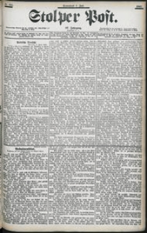 Stolper Post Nr. 130/1903